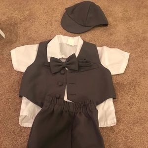 Other - Baby Boy Suit (Shorts)